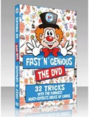 Fast 'N' Genious DVD DVD
