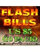 Flash Bill Ten Pack Trick