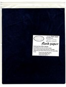 Flash Paper Black 25cm x 20cm (Five Pack) Accessory