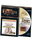 Flipper Coin Pro Elastic System Quarter Dollar DVD