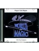 Flipper Coin Repair DVD