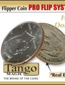 Flipper - Half Dollar Gimmicked coin