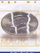 Folding Coin - Half Dollar - Premium Gimmicked coin