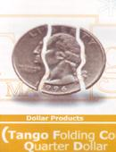 Folding Coin - Quarter Dollar - Premium Gimmicked coin