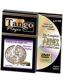 Folding Quarter dollar DVD