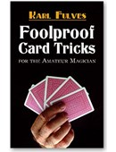 Foolproof Card Tricks Book