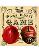 Four Dung Beetle Scarab Shells Trick