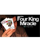 Four King Miracle Deck of cards