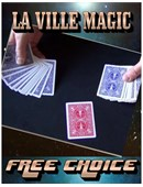 Free Choice Magic download (video)
