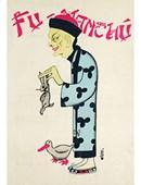 Fu Manchu Rabbit Poster Trick