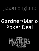 Gardner/Marlo Poker Deal Magic download (video)