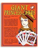 Giant Princess Cards Meir Yedid Trick