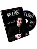 Got A Light? DVD