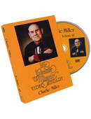 Greater Magic Video Library 18 - Charlie Miller DVD