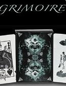 Grimoire Bicycle Deck Deck of cards
