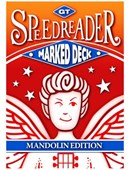 GT Speedreader Marked Deck Deck of cards