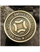 Half Dollar Coin (Bronze) Trick