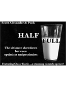 Half Full magic by Alexander Illusions LLC