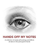 Hands Off My Notes Magic download (ebook)