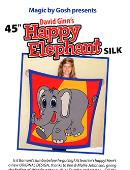 Happy Elephant Silk 45