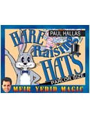 Hare Raising Hats (Parlor Size) magic by Paul Hallas
