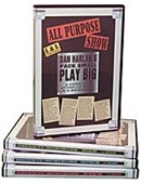 Harlan All Purpose Show DVD