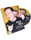 Harry Allen's Comedy Bits and Magic Routines Volume 2 DVD