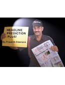 Headline Prediction Plus magic by Prasanth Edamana