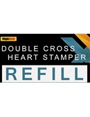 Heart Stamper Part for Double Cross Refill