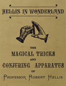 Hellis in Wonderland Book
