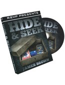 Hide & Seek DVD