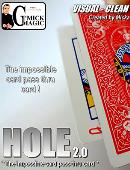 Hole DVD & props