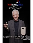 Holland Tricks Presents The Eddy Smit Magic Table Bell Limited Edition Accessory