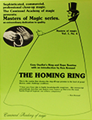 Homing Ring Book