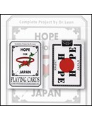 Hope Deck for Japanese Relief Deck of cards