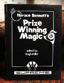 Horace Bennett's Prize Winning Magic  edited Book