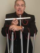 Human Xylophone Trick