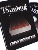 Humbug DVD & props