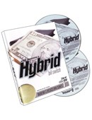 Hybrid w/CD Nigel Harrison, DVD DVD