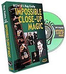 Impossible Close Up Magic DVD