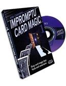 Impromptu Card Magic - Volume 1 DVD
