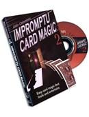 Impromptu Card Magic - Volume 2 DVD