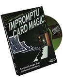 Impromptu Card Magic - Volume 3 DVD