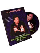 Incredible Self Working Card Tricks - Volume 3 DVD
