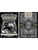 Innovation Playing Cards Black Edition Deck of cards