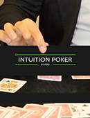 Intuition Poker magic by Pipo Villanueva