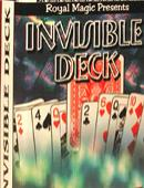 Invisible Deck Deck of cards