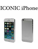 iPhone 5 Silver (Plastic) Accessory