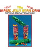 Jelly Bean Snake Can Trick