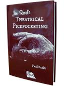 Jim Ravel's Theatrical Pick Pocketing Book